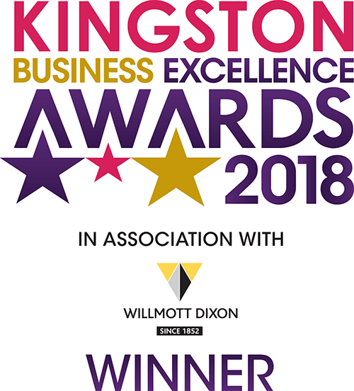 Kingston Business Excellence Awards 2018 Winner - Customer Service Category